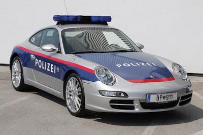 Austria: Porsche 911