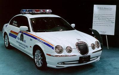 Canada: Jaguar S Type