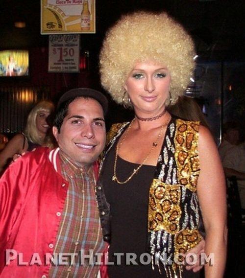 Joe Francis и Paris Hilton