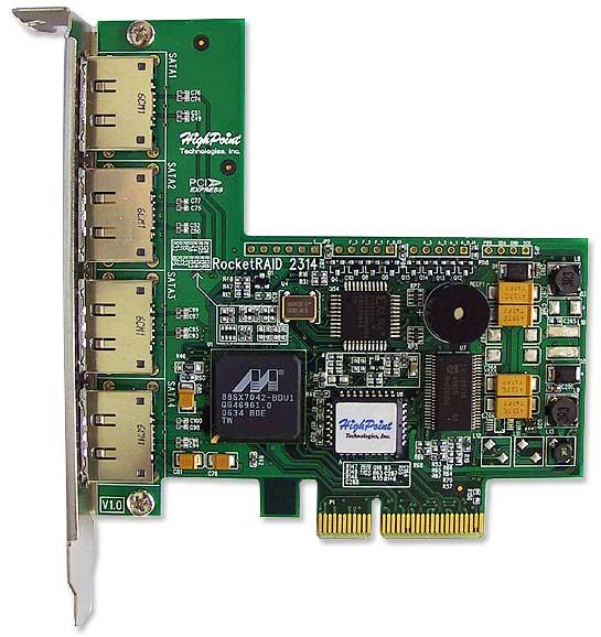 highpoint 2314 RAID controller