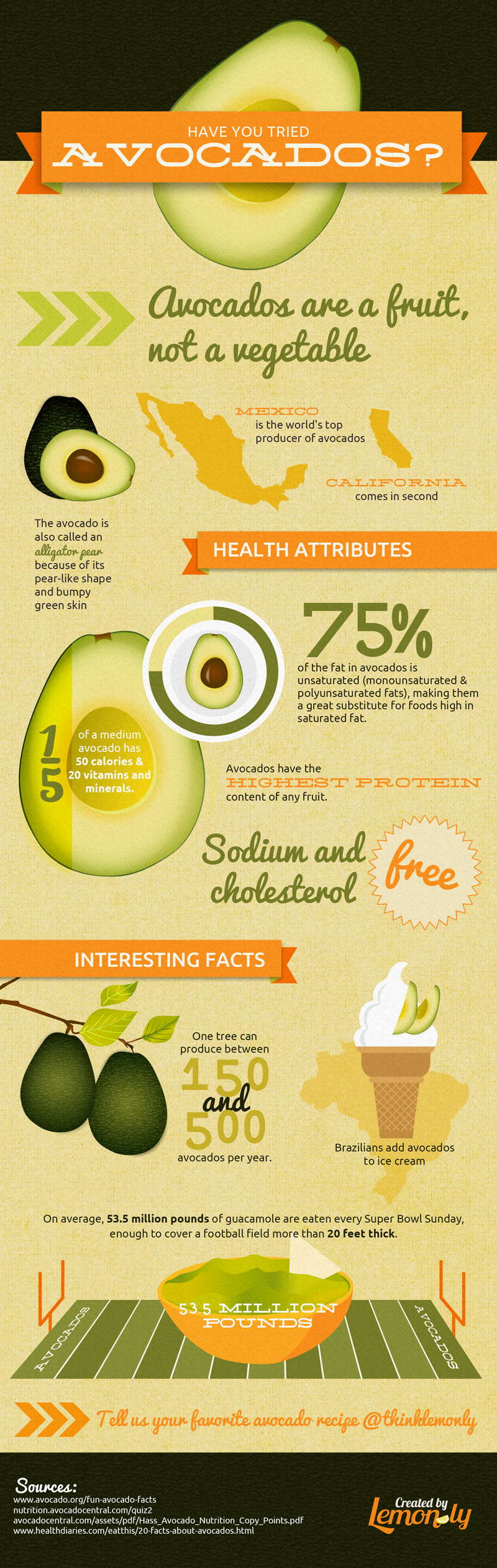 Avocado-infographic
