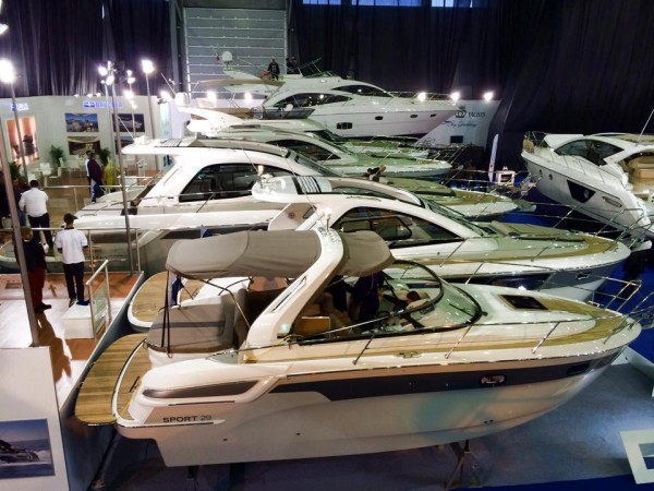 CNR Expo Boat Show 2014