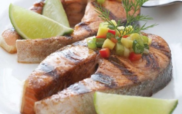 salmon-grilled