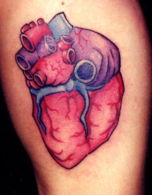 Heart Tattooo