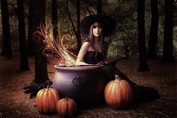 haldig2 20 Superb Examples of Halloween Themed Digital Art
