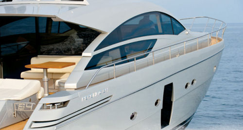 Now there is a whole genre of what are hardtop express yachts as large as ...