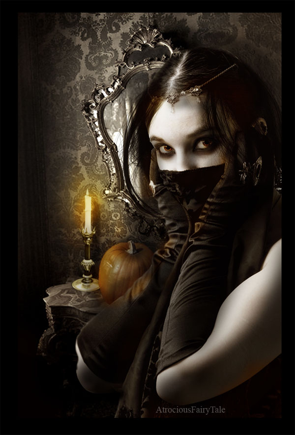 haldig14 20 Superb Examples of Halloween Themed Digital Art