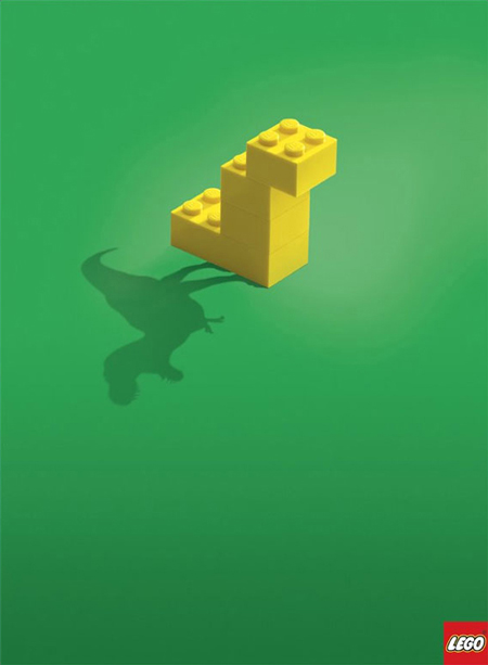 lego advertisement