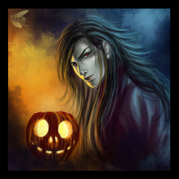 haldig20 20 Superb Examples of Halloween Themed Digital Art
