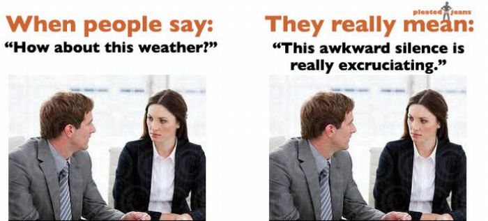 Words vs. Thoughts (25 pics)