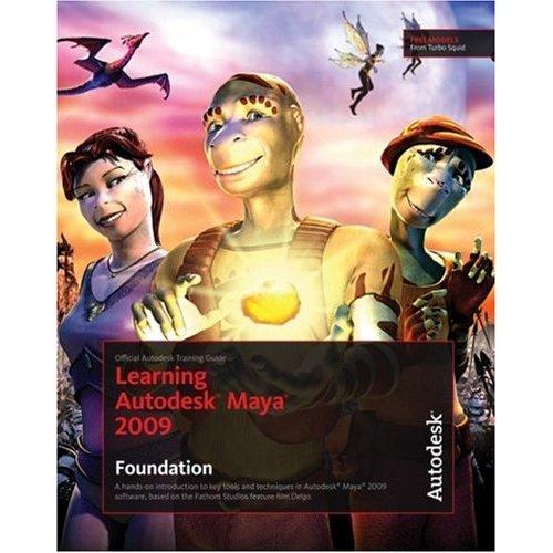 Скачать Autodesk, Inc - Learning Autodesk Maya 2009 / Autodesk 2008, PDF, E