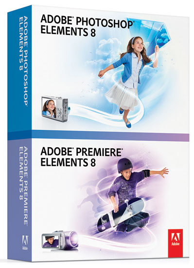 Adobe Photoshop Elements Premiere 8