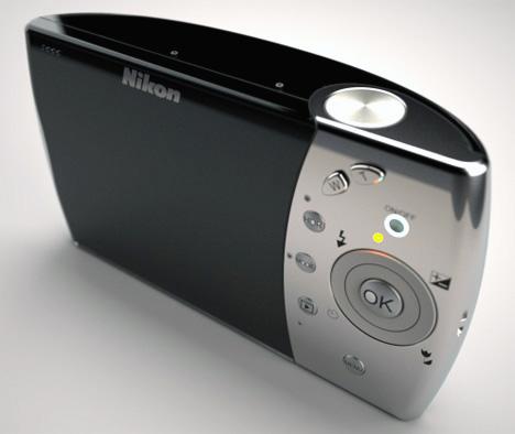Nikon CoolPix Extreme concept