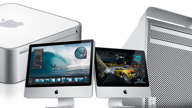 Apple releases trio of long-awaited desktops