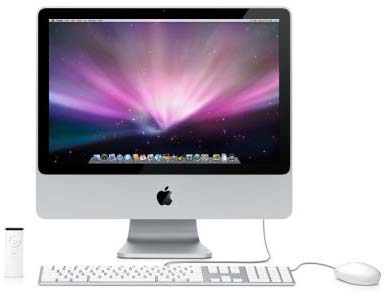"""iMac 2.66GHz 20"""" LCD"""