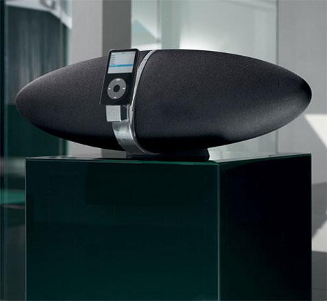 B&W Zeppelin iPod Speaker » image 1