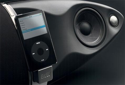 B&W Zeppelin iPod Speaker » image 3