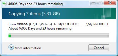 Windows Vista Copy image