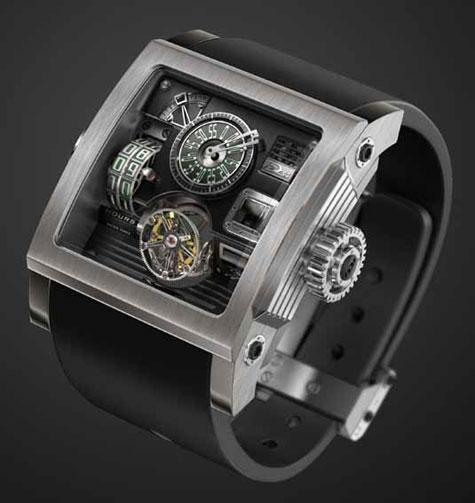 Vulcania Watch