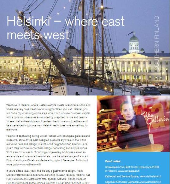 Helsinki Brochure